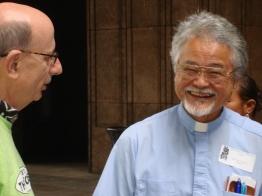 Bob Nakata and J Rauck