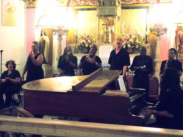 Augustine Jazz choir