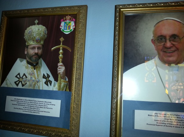 Ukraine popes