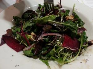 Seed salad