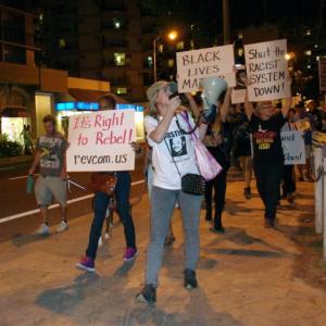 MB Waikiki march