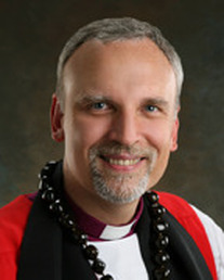 The Right Reverend Robert L. Fitzpatrick, Bishop of The Episcopal Diocese of Hawai`i